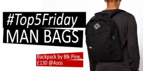 TOP 5 FRIDAY: 5 of the best Manbags