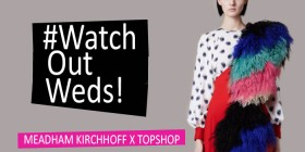 Watch Out Weds: Meadham Kirchhoff for Topshop