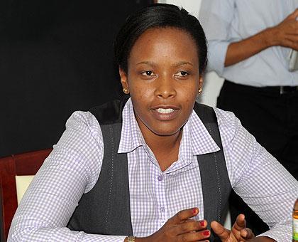 Claire Akamanzi