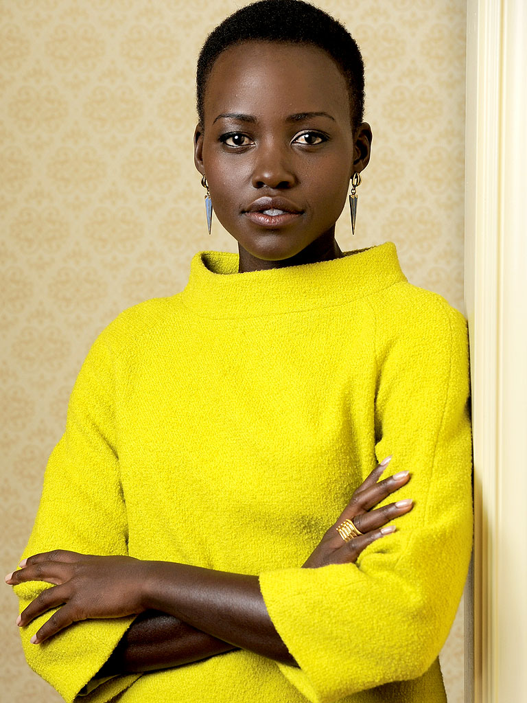 Lupita Nyong'o Kenyan, Actress and Filmmaker