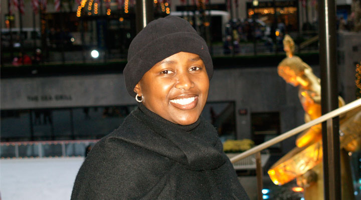 Sibongile Sambo South African, Chief Executive Officer and Founder of Sibongile Rejoice Sambo Aviation