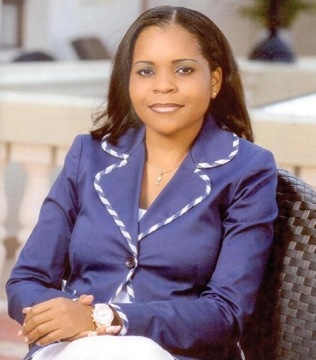 Valentina da Luz Guebuza Mozambican, Investor, Head of Focus 21 Management & Development